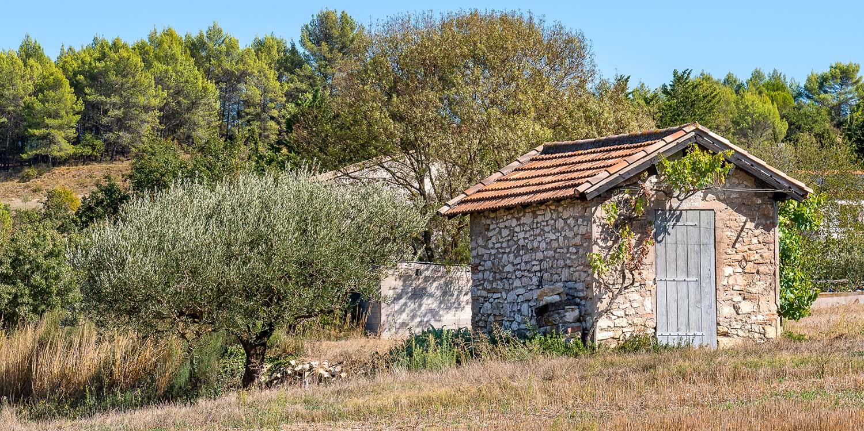 Domaine de Candoule à Gajan_Achat terrain à bâtir gard nîmes_sol_2