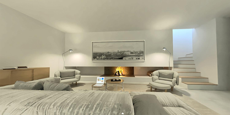 Un-intérieur-confortable_Hameau-de-Dôme_Montpellier