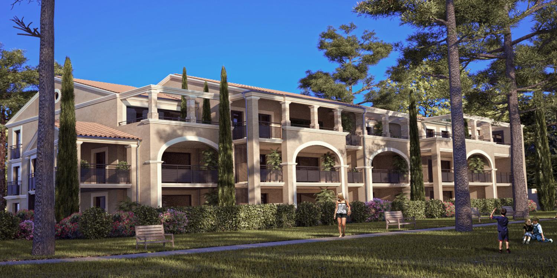 Résidence_visuel-1_Domaine-des-Grands-Cedres_achat-appartement-Uzès-Gard-Sud-de-la-France
