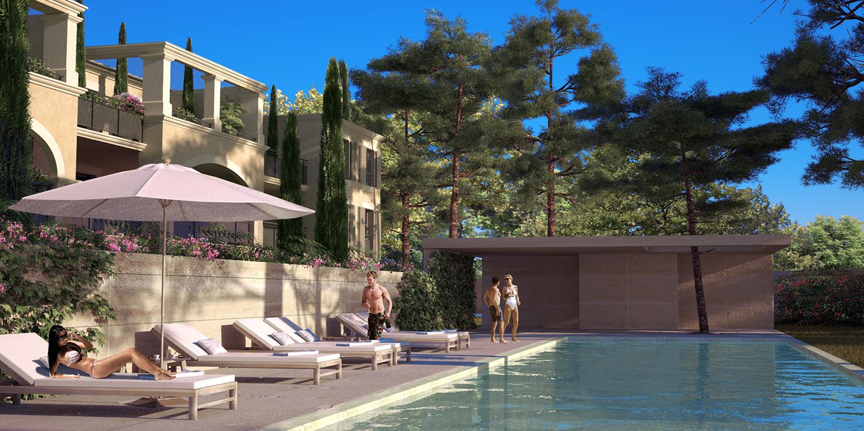 Résidence_visuel-2_Domaine-des-Grands-Cedres_achat-appartement-Uzès-Gard-Sud-de-la-France
