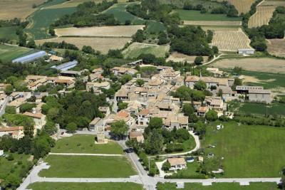 Village de Garrigues Sainte Eulalie