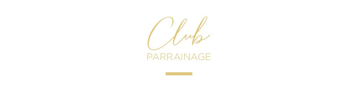 Logo Club parrainage