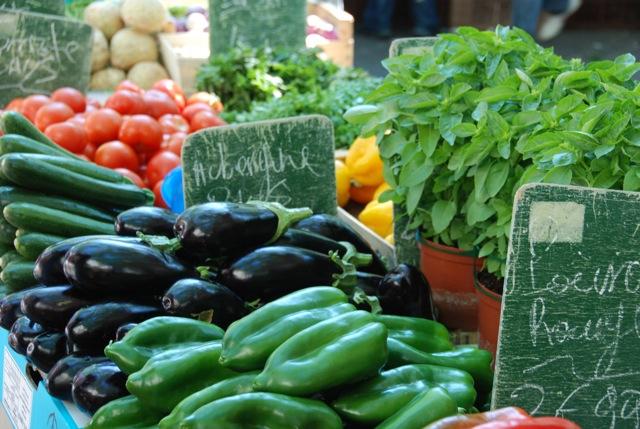 Le marché d'Uzès, élu plus beau marché d'Occitanie