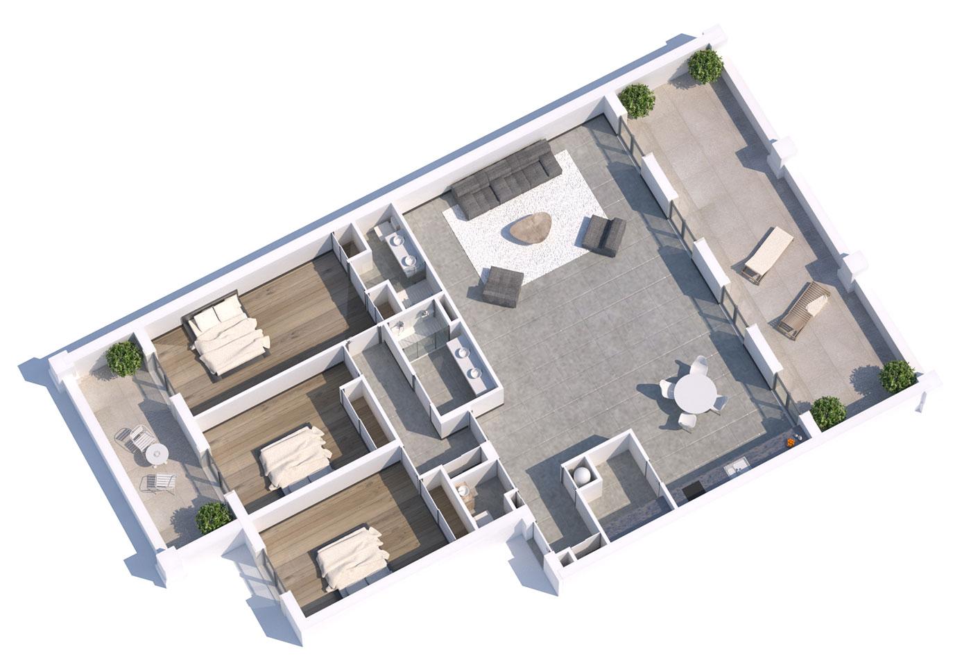 Vue-3D_Appartement-P4-Domaine-des-Grands-Cèdres