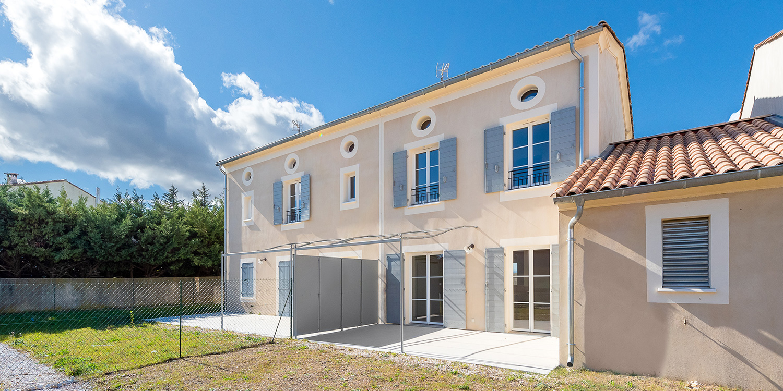 Achat Villas neuves à 15 mn de Nîmes